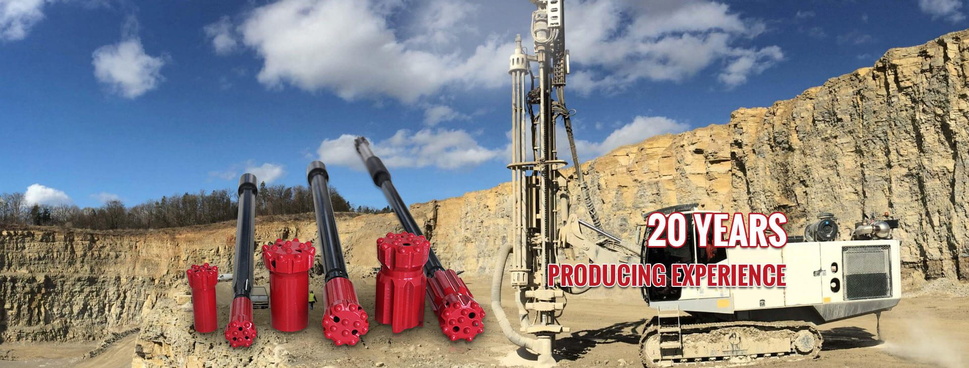 Top- Hammer Drilling Tools
